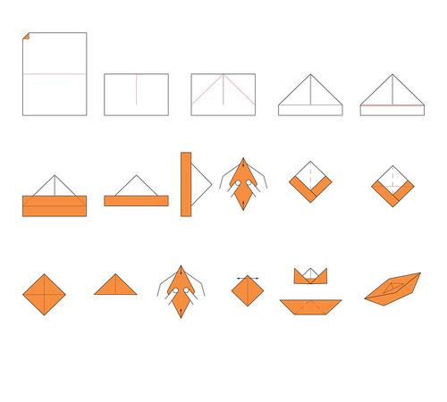 Muriel Hasbun, To make a paper boat/ Para hacer un barquito de papel