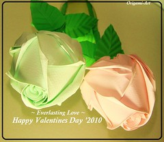 Happy Valentines Day '2010 (The Gift of Gifts) Tags: love happiness thankful grateful kindness valentinesday 2010 sincerity everlastinglove kawasakirose paperrose happyvalentinesday diamondrose origamirose origamiart  artrose   papierrose giftofgifts giyhng giftofgift giftofgiftsrose  rosadicarta piparardaigh roseenpapier papierstieg papprrose   paprovre