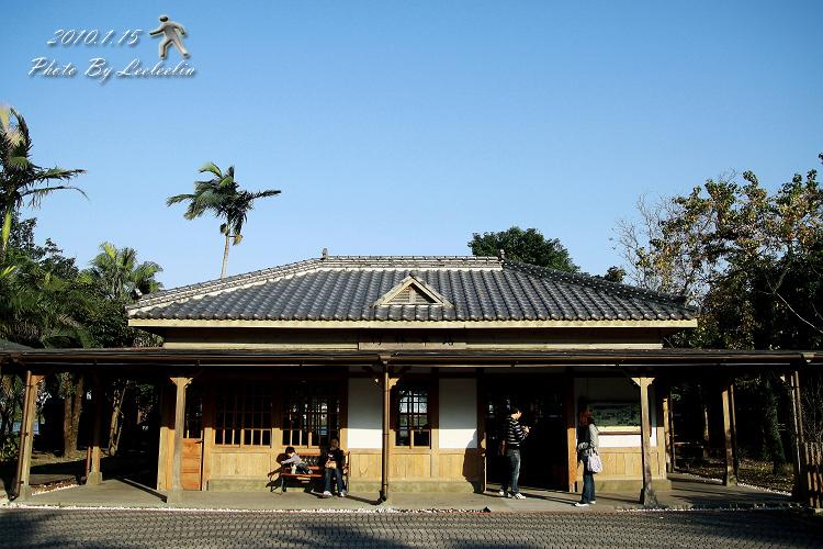 宜蘭羅東林業文化園區|竹林車站