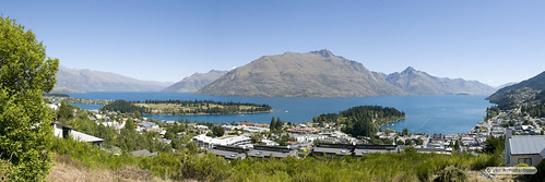 Queenstown Hill View
