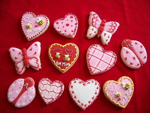 Luv Bug Cookies