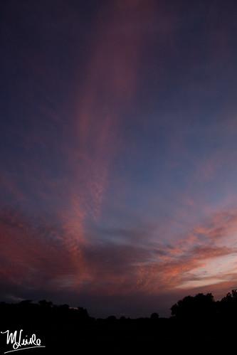 dinner island sunset 21