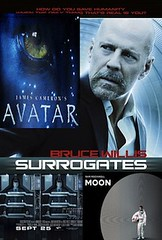 Avatar, Surrogates and Moon