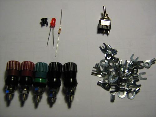 Componentes fuente ATX
