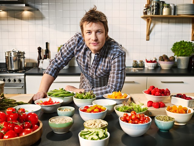 jamie oliver photo by Scandic Hotels