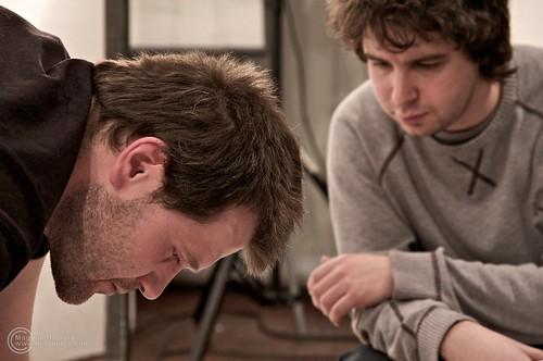Marek and David