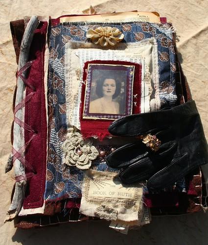 Art Opera Workshop:Ruth Rae Legacy Journal 2