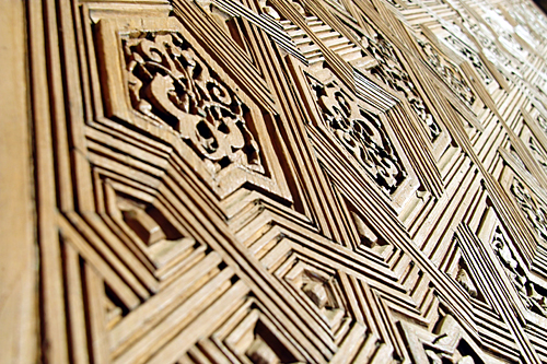 moorish-wooden-art
