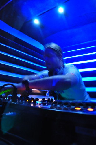 John Dahlback playing at Glow Washington DC's 4play Thursdays at Ultrabar