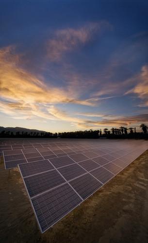 Furnace Creek, Xanterra, SPG Solar, photovoltaic solar installation.