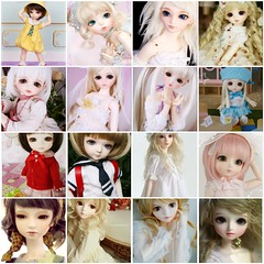 Gorgeous BJDs - Wishlist (WTB^^) (tinydancingdoll) Tags: white green yellow cherry mabel wishlist sally coco belle bjd luts fairyland bonny pitta noella customhouse aru leeke lati jrai kiddelf mtype kuroo dollndoll ltype dreamingdoll honeydelflolly