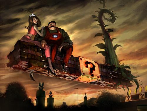 Emroca Mario land