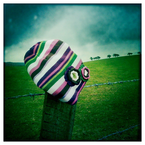 Colourful Lost hat