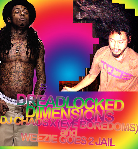 DREADLOCKED DIMENSIONS