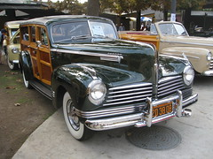 Hudson Station Wagon - 1942 (MR38) Tags: wagon hudson 1942 rare woodie hcar