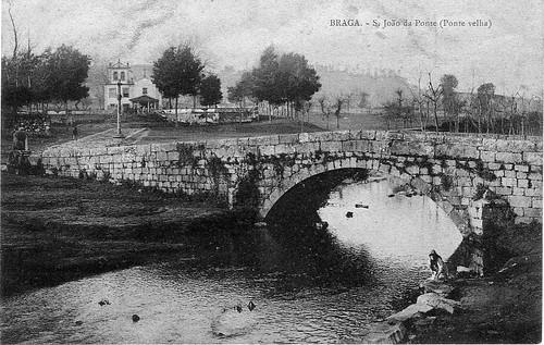 Braga - S. João da Ponte (Ponte velha)