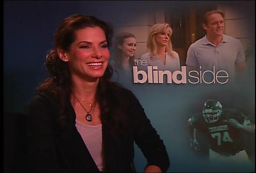 Sandra Bullock poster