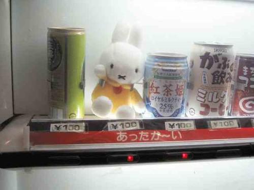 02 賣miffy的販賣機 (by yukiruyu)