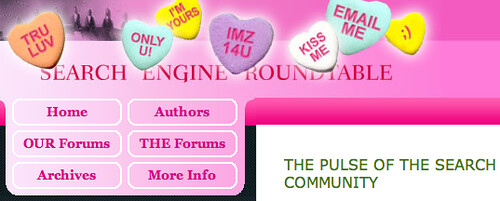 Valentines Day 2010 Search Engine Roundtable