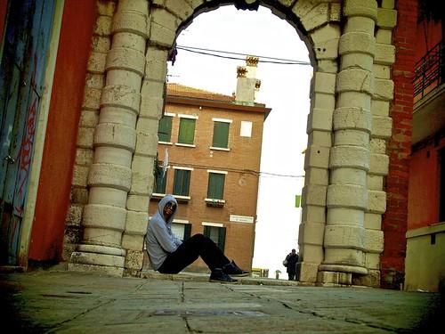futher me in the Venice