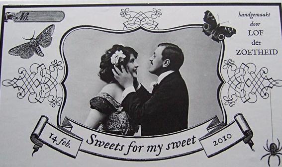 Valentine sweeties
