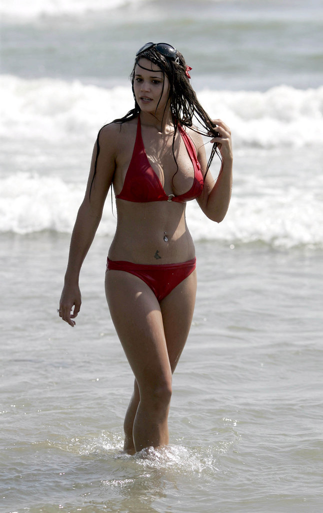 Millbank black Naomi bikini smith