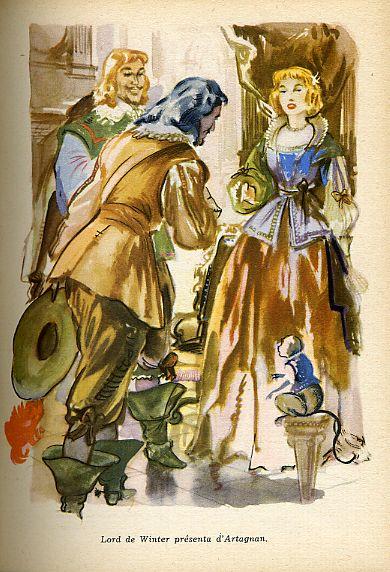 Les trois mousquetaires : Tome 02, by Alexandre DUMAS -image-50-150