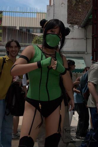mortal kombat 9 jade. Jade - Mortal Kombat