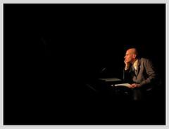 """Unser ach so kurzes Leben"" (sulamith.sallmann) Tags: berlin art deutschland artwork theater theatre kunst kultur deu kunstwerk theaterstck brotfabrik berlinweissensee sulamithsallmann unserachsokurzesleben fabiancohn theatricalia:production=k92 theatricalia:place=185"