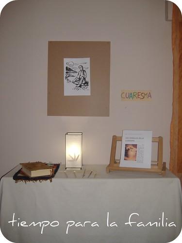 altar cuaresma 2010