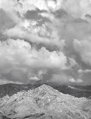 Catalina Mountains, Tucson, Arizona, January 15, 2010 (Ivan S. Abrams) Tags: arizona sky blackandwhite cloud mountain mountains southwest monochrome rock clouds forest rocks wind tucson nimbus jetstream cumulus rockymountains forests sonorandesert winterstorm mtlemmon cumulonimbus americansouthwest southernarizona skyisland westernskies southeastarizona winterstorms westernsky oldpueblo pimacounty arizonaskies onlythebestare nikkor70300mmvrlens ivansabrams trainplanepro nikond700 thebestofday gnneniyisi ivanabrams mtbigelow abramsandmcdanielinternationallawandeconomicdiplomacy ivansabramsarizonaattorney ivansabramsbauniversityofpittsburghjduniversityofpittsburghllmuniversityofarizonainternationallawyer