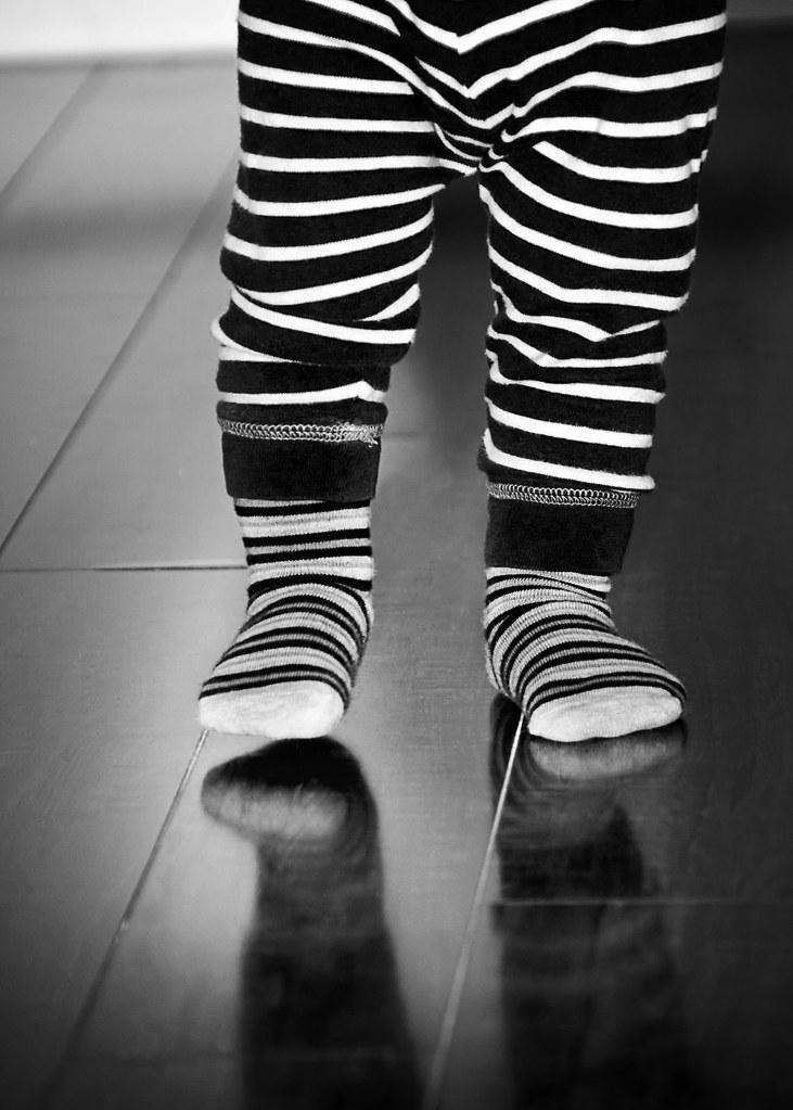Morgan feet
