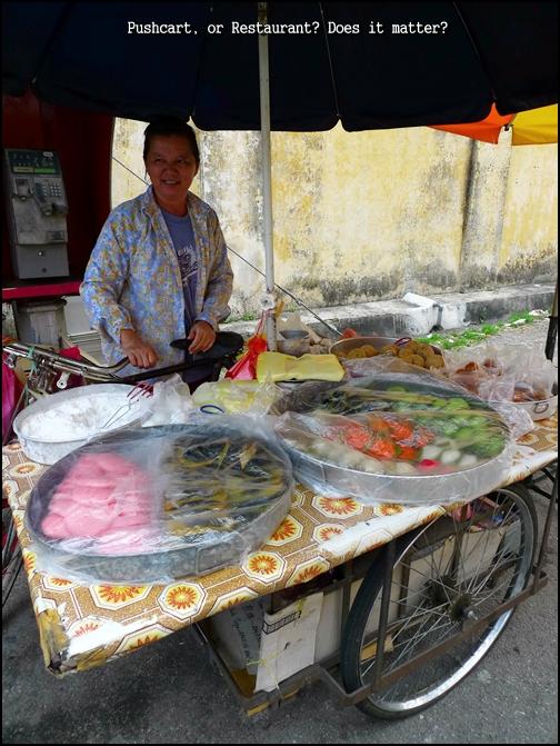 Nyonya Kuih Stall @ Pusing