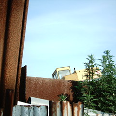 【写真】Construction site (MiniDigi)