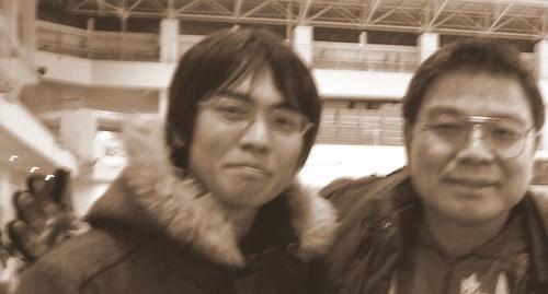小林さんとカーリング