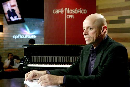 Café Filosófico com Leandro Karnal em São Paulo