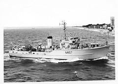 H.M.S. Kirkliston  1983 (FrigateRN) Tags: minesweeper