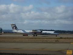 Horizon Air DHC-8-Q402 N430QX (Gordon Werner) Tags: dash8 q400 ksea n430qx