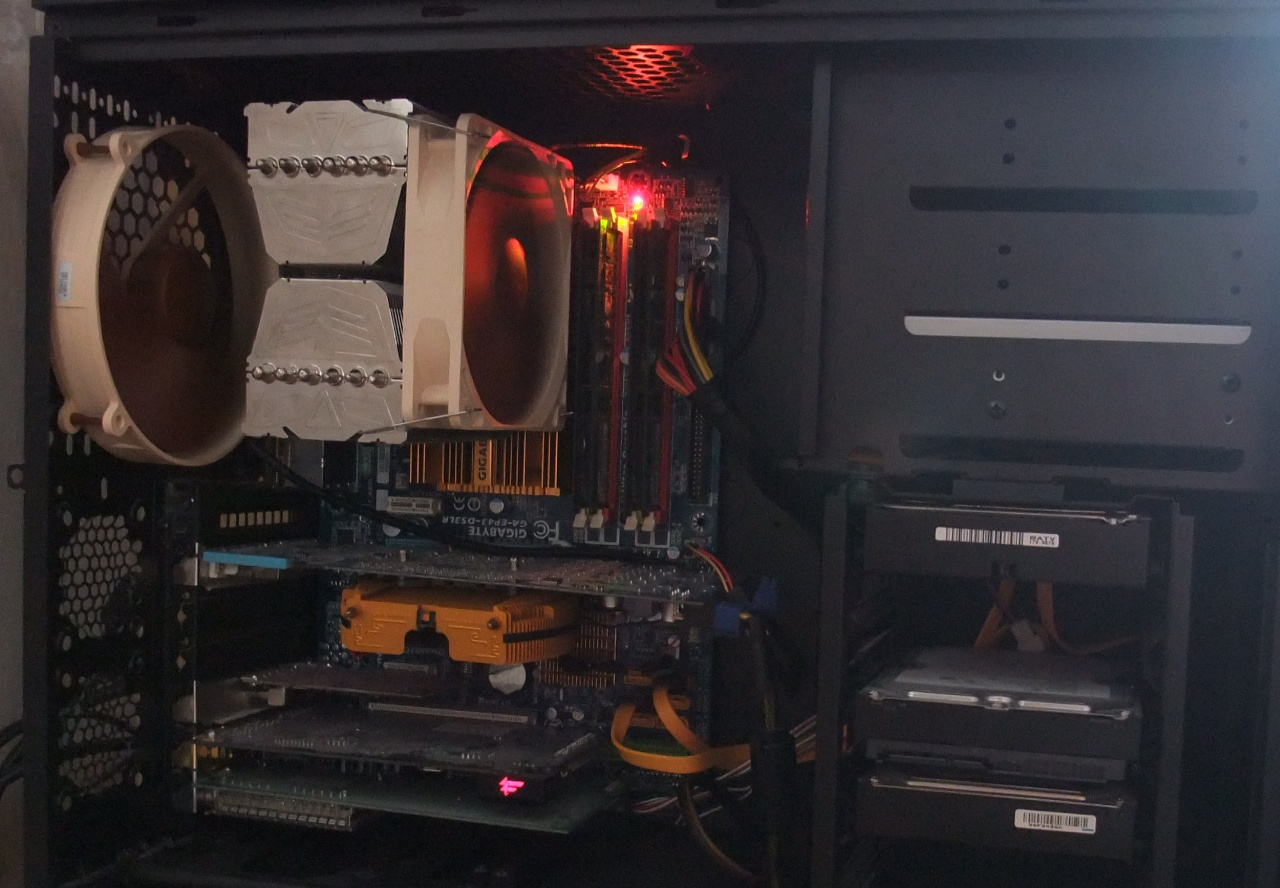 Geriausias 140mm ir 120mm PC fanas
