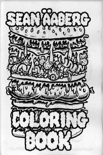 Sean Aaberg Coloring Book