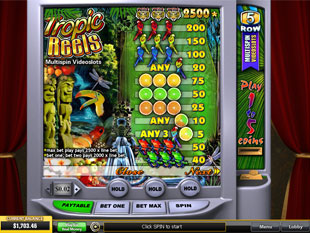 free Tropic Reels slot mini symbol