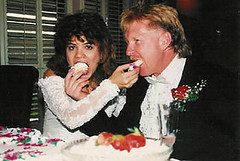 kevin_dora_wedding_picture-eating-cake (KevinSaunders7) Tags: sports president explosion possible chairman obama nominees paralympics nominee motivationalspeaker paralympian nominated rolemodel kevinsaunders wheelchairathlete overcomingadversity businessspeaker schoolspeaker corporatespeaker christianspeaker motivationalcoach presidentsfitnesscouncil yeasyoucan wheelchairspeaker associationsspeaker inspirationalathlete famousdisabledathlete safetyspeaker corporatesafetyspeaker worldchampionwheelchairathlete fitnesscouncil chairmanoffitnesscouncil possiblenominees choicesforpresident considerationsforchairman presidentscouncilonphysicalfitnesssports presidentsselectionsforfitnesscouncil obamasfitnesscouncil