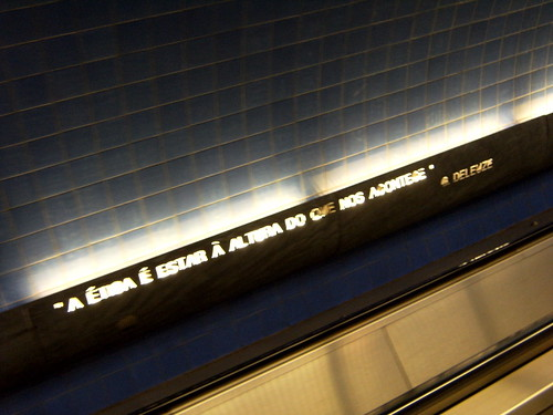 Metro de Lisboa: Estação Parque