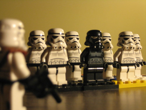 Photo365 Day 52 - Clone Army