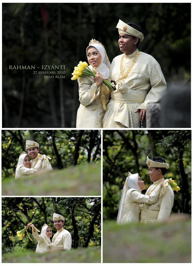 Rahman + Izyanti