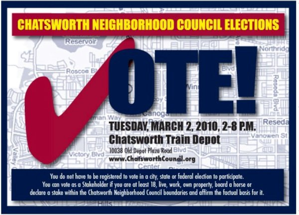 Vote March 2