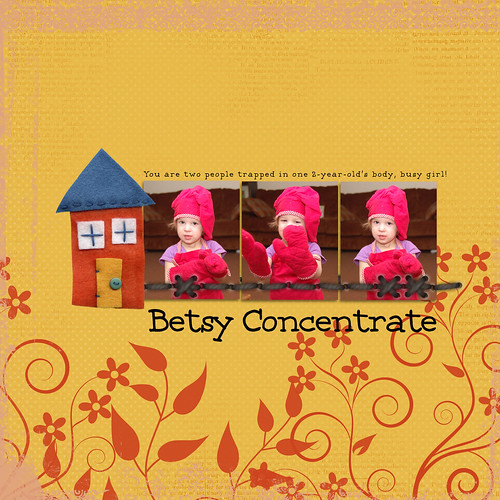 Betsy Concentrate