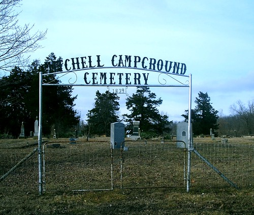 mitchell campground cemetery