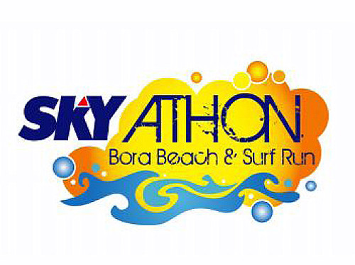 skyathon race map, boracay fun run 2010