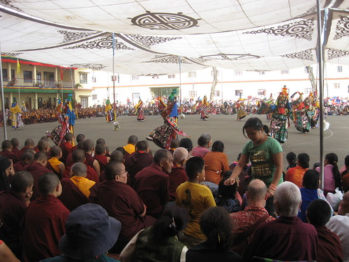 Cham (Lama Dance) for Losar 2010